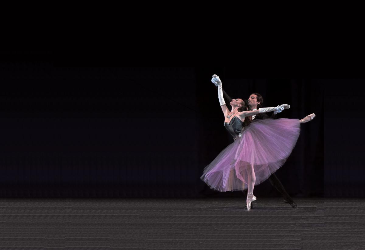 Visuel DVD NYC Ballet